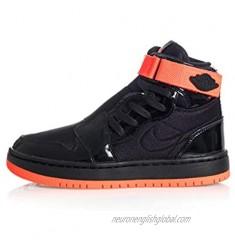Jordan Air Jordan 1 Nova Xx Womens Av4052-006 Size 6 Black/Bright Crimson